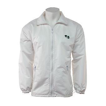 Vandtæt Fleece foret Polyester græsplæne Bowling jakke størrelser XS - 5XL