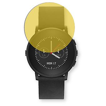 Pebble time round display protector - Golebo view protective film protective film
