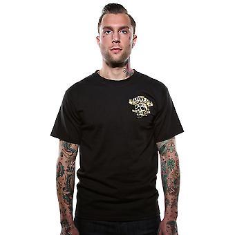 Lucky 13 mens T-Shirt booze, bikes & Broads