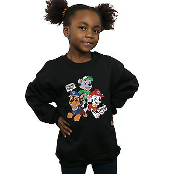 Paw Patrol Girls Rescue Ready Sweatshirt