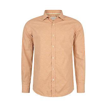 Fabio Giovanni Tutino Shirt - Mens High Quality Italian Poplin Cotton Floral Casual Shirt