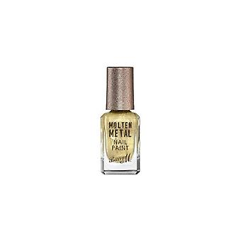 Barry M Barry M Molten Metal chiodo vernice - Gold Digger