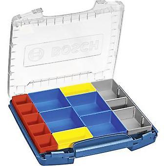 Caso de surtido de Bosch profesional i-BOXX 53 (L x W x H) 316 x 357 x 53 mm no. de compartimentos: 12 compartimentos variable