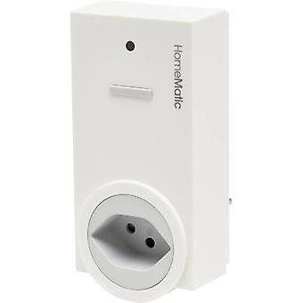 HomeMatic Wireless socket HM-LC-Sw1-PI-DN-R5 141130A0