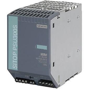 Siemens SITOP PSU300S 24 V/40 A Rail mounted PSU (DIN) 24 Vdc 40 A 960 W 1 x