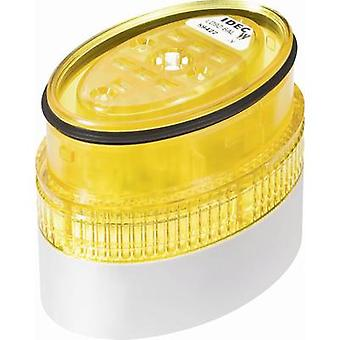 Signal tower component LED Idec LD9Z-6ALW-Y Yellow Non-stop light signal 24 Vdc, 24 V AC