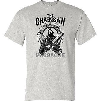 The Chainsaw Massacre Halloween Ladies T Shirt