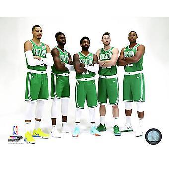 2018 Boston Celtics Photo Print