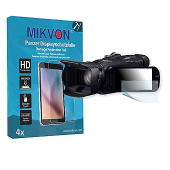 Canon Legria HF G30 Screen Protector - Mikvon Armor Screen Protector (Retail Package with accessories)