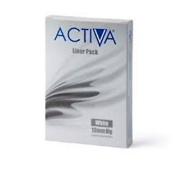 Activa Compression Tights Tights Liners Black X-Lge 3