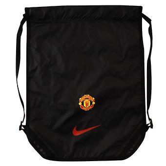 2012-13 man Utd Nike trohet gymväska (svart)