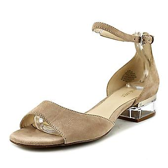 Nine West Womens Volor Open Toe Casual Ankle Strap Sandals