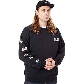Rusty Black Competition Wash Sweater