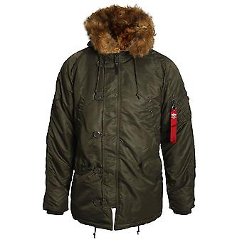 Alpha Industries N3B VF59 COLD WEATHER PARKA