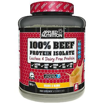 Applied Nutrition 100% Beef Isolate 1800 gr (Sport , Muscle mass , Proteins)