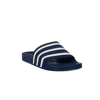 Adidas adilette blå mode sneakers