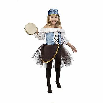 Amelia gypsy girl costume fortune teller child costume
