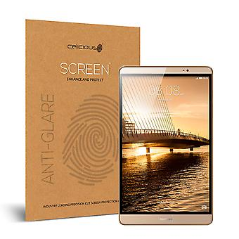 Celicious Matte Anti-Glare Screen Protector Film Compatible with Huawei MediaPad M2 8.0 [Pack of 2]