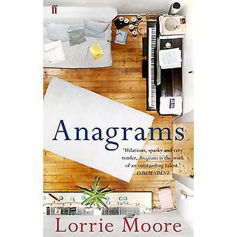 Anagramas por Lorrie Moore - libro 9780571260836