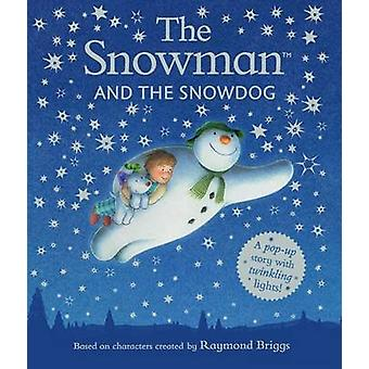 The Snowman and the Snowdog Pop-Up Picture Book by Raymond Briggs - 9