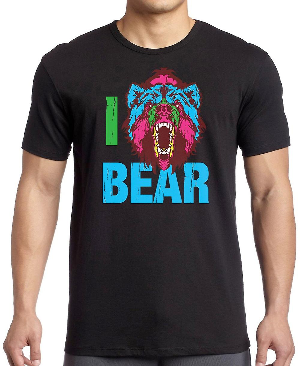 I Love Bears - Cool T Shirt