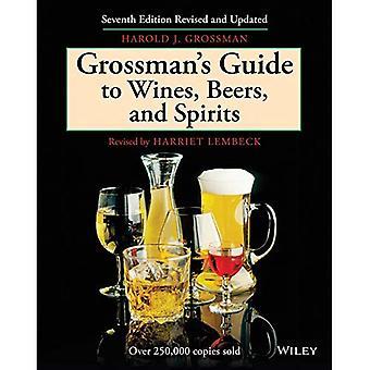 Guia do Grossman, de vinhos, cervejas e bebidas