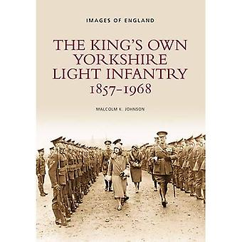 Los Reyes propia infantería ligera Yorkshire (archivar fotografías: imágenes de Inglaterra)