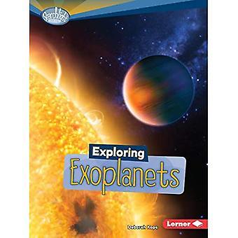 Découverte d'exoplanètes (projecteur livres: ce qui est étonnant sur l'espace?)