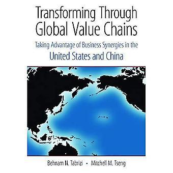 Transformación a través de cadenas de valor globales aprovechando las sinergias de negocio en la Uni...