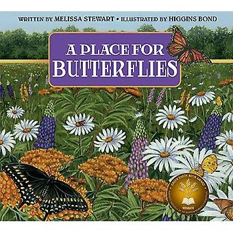 En plats för fjärilar
