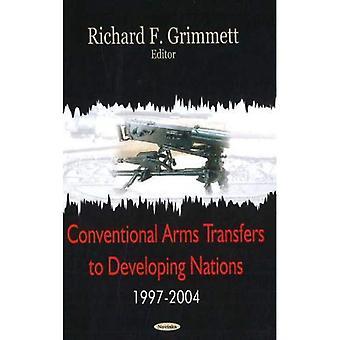 Transfers von konventionellen Waffen an Entwicklungsländer, 1997-2004