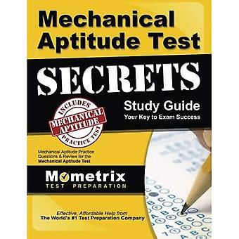 Mechanical Aptitude Test Secrets Study Guide: Mechanical Aptitude Practice Questions & Review for the Mechanical...
