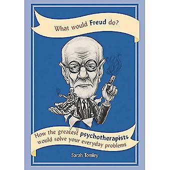 Vad skulle Freud gör?: hur de största psykoterapeuter skulle lösa dina vardagsproblem (Häftad)