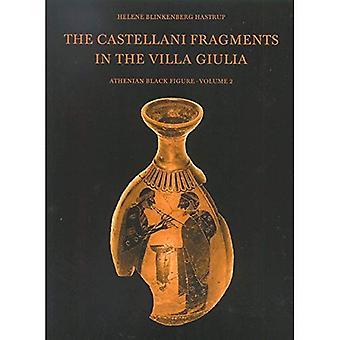 The Castellani Fragments in the Villa Giulia Vol. 2: Athenian Black Figure