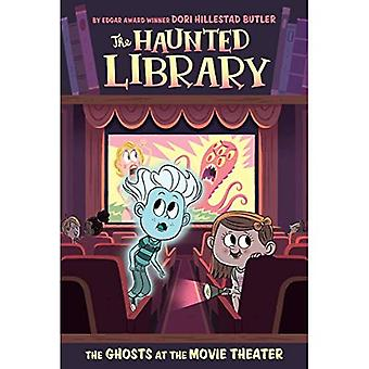 The Ghosts at the Movie Theater (Haunted Library)