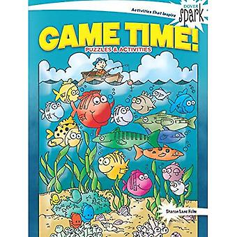 Spark Game Time! Puzzles &� Activities