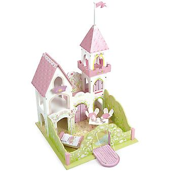 Le Toy Van Traditional Toys Fairy Belle Palace
