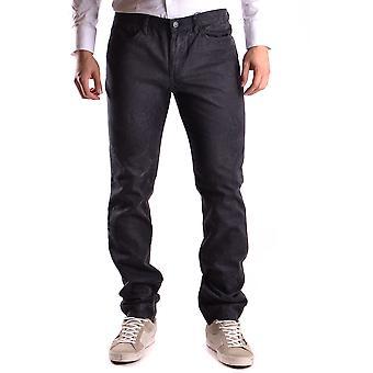 Givenchy Black Cotton Jeans