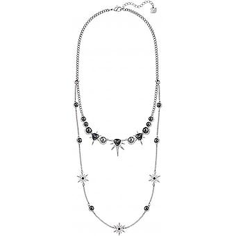 Collier Swarovski Classic Jewelry 5230604 - Collier Double Argent� Femme