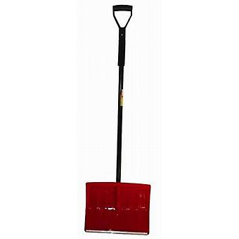 Snow Shovel With Metal Handle 136cm - Set Of 3