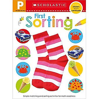 Get Ready for Pre-K Skills� Workbook: First Sorting (Scholastic Early Learners) (Scholastic Early Learners)