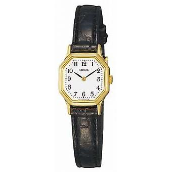 Lorus Womens Leather Strap RPG40BX8 Watch