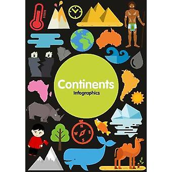 Continents by Harriet Brundle - 9781786372048 Book