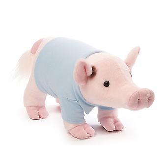Pop Pig Everyday Signature (Blue Shirt)