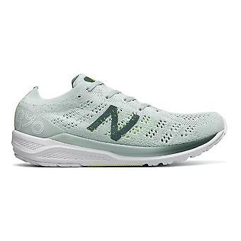 New Balance 890v7 Womens B Breite (Standard) Leichtgewicht & Responsive 6mm Drop Road Running Shoes Crystal