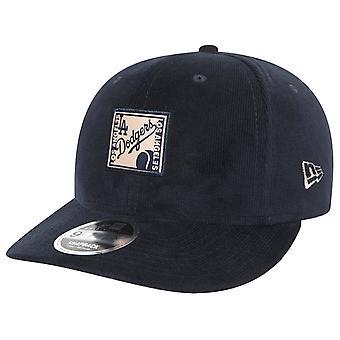 Uusi aika kausi 9Fifty SnapBack johto Cap-LA Dodgers Navy