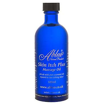 Skin Itch Plus Massage Oil from Abluo 100ml