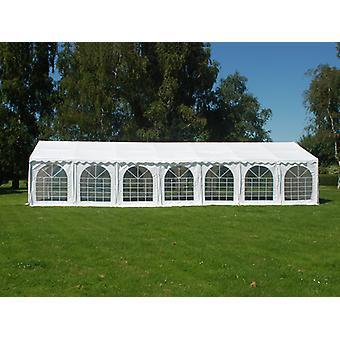 Tente de réception, Exclusive CombiTents® 6x14m 5-en-1, Blanc