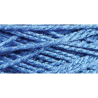 Needloft Craft Yarn 20 Yard Card Royal Blue 510 32