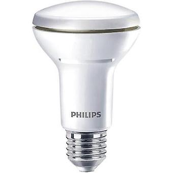 LED (monochrome) 110 mm Philips 230 V E27 5.7 W = 60 W EEC: A+ Reflector bulb dimmable Content 1 pc(s)